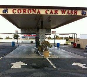 Corona Car Wash